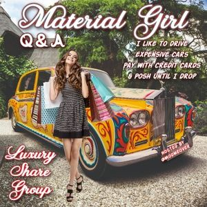 Material Girl Shares